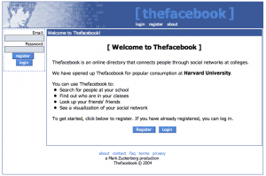 Thefacebook2004