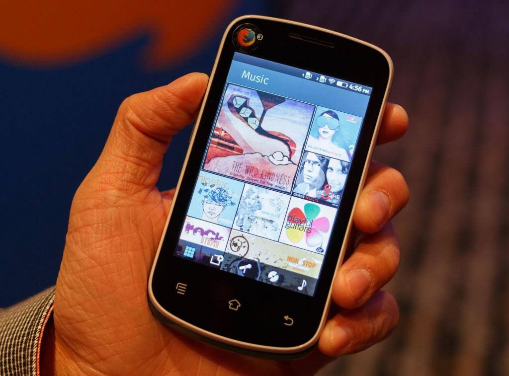 $25 Firefox OS smartphone