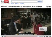 Relación Cliente Vendedor en Situaciones de la Vida Real
